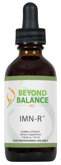 Bottle of IMN-R® drops from Beyond Balance®