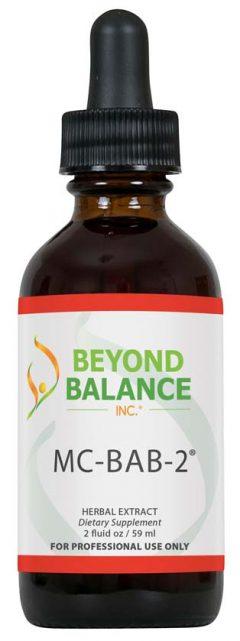 Bottle of MC-BAB-2® drops from Beyond Balance®