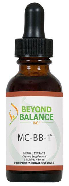 Bottle of MC-BB-1® drops from Beyond Balance®