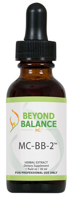Bottle of MC-BB-2™ drops from Beyond Balance®