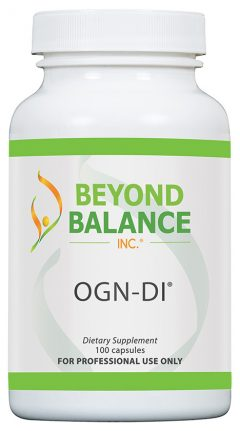Bottle of OGN-DI® capsules from Beyond Balance®